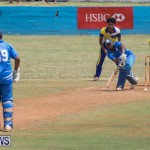 One Communications Championship Cup Premier Division Rangers vs St Davids at Wellington Oval Bermuda, August 12 2018-7360