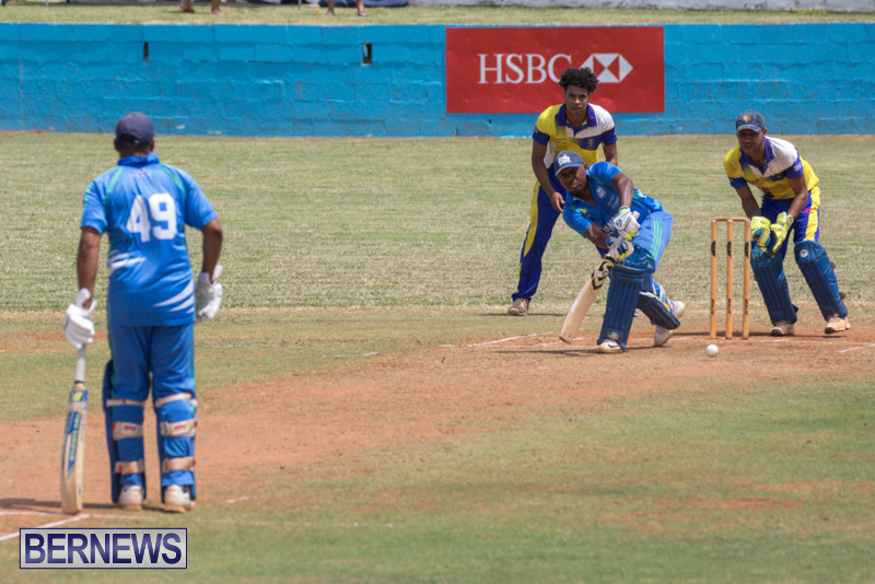 One-Communications-Championship-Cup-Premier-Division-Rangers-vs-St-Davids-at-Wellington-Oval-Bermuda-August-12-2018-7360