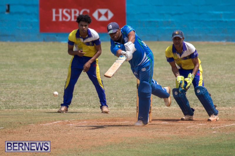 One-Communications-Championship-Cup-Premier-Division-Rangers-vs-St-Davids-at-Wellington-Oval-Bermuda-August-12-2018-7394