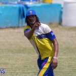 One Communications Championship Cup Premier Division Rangers vs St Davids at Wellington Oval Bermuda, August 12 2018-7400
