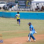 One Communications Championship Cup Premier Division Rangers vs St Davids at Wellington Oval Bermuda, August 12 2018-7469