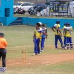 One Communications Championship Cup Premier Division Rangers vs St Davids at Wellington Oval Bermuda, August 12 2018-7515