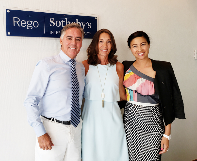Rego Sotheby's International Realty Bermuda August 2018