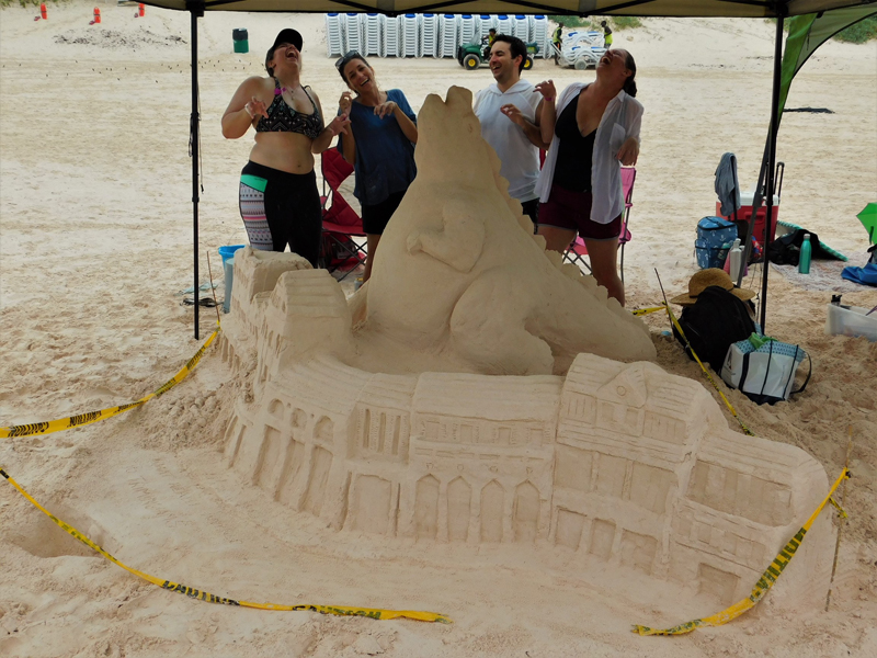 Sandcastle Competition Bermuda August 2018 (3)