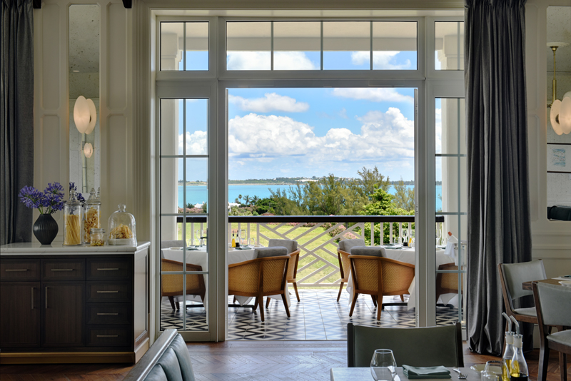 Rosewood Bermuda as photographed by Ken Hayden Resort Photograph