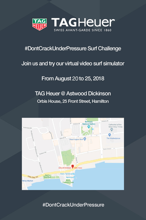 TAG Heuer Surf Challenge Bermuda August 2018 (2)
