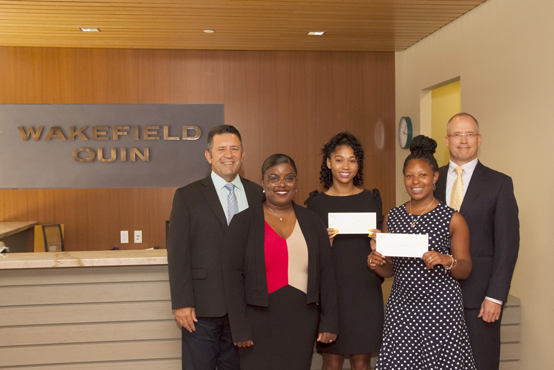 Wakefield Quin Scholarship Bermuda August 2018