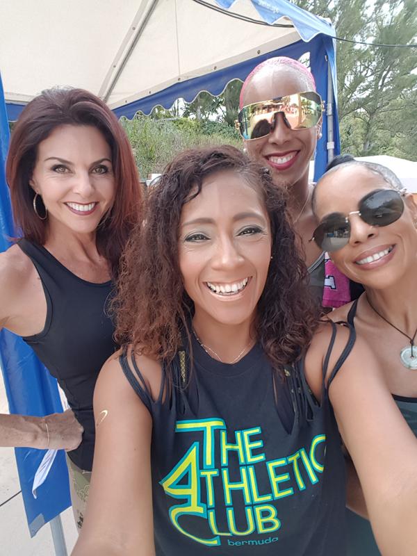 Zumba Masterclass KBB Bermuda August 2018 (1)