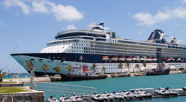 celebrity summit Bermuda August 22 2018