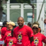 2018 Bermuda Labour Day March JM  (1)
