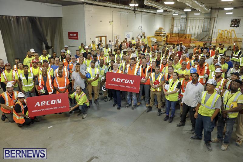 Aecon Bermuda Sept 20 2018