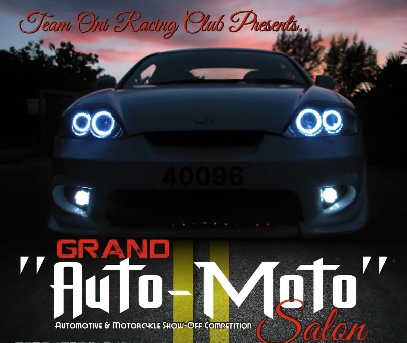 Auto Moto Poster