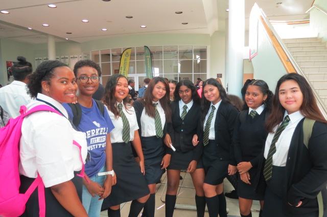 Berkeley Institute School Opening Bermuda Sept 10 2018 (1)