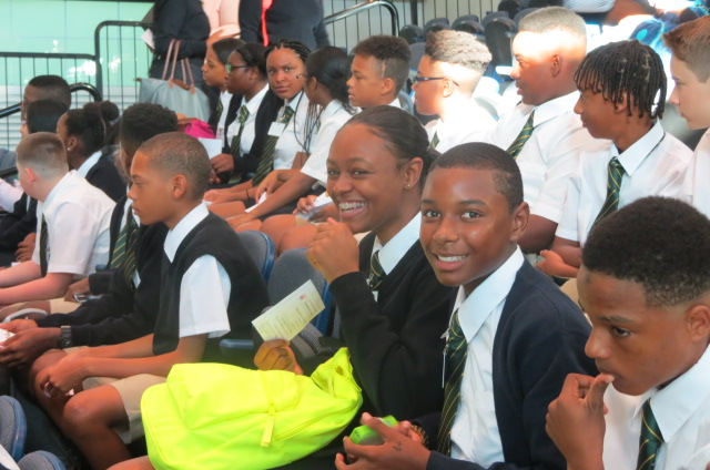 Berkeley Institute School Opening Bermuda Sept 10 2018 (2)