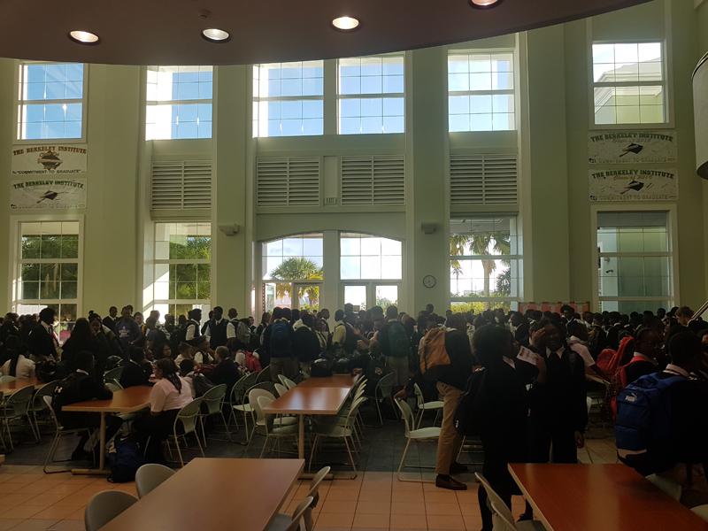 Berkeley Institute School Opening Bermuda Sept 10 2018 (4)