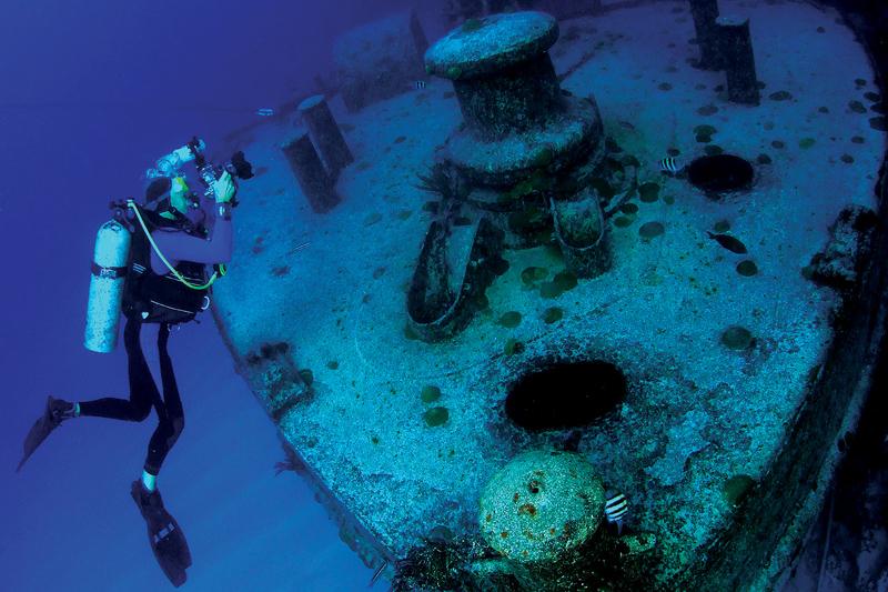 Bermuda Diving September 2018