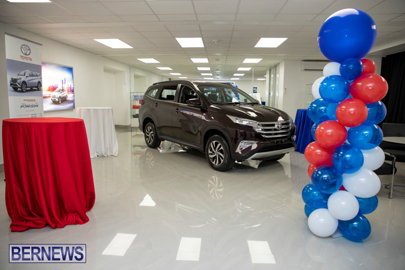 Bermuda Motors Showroom, September 12 2018-6087