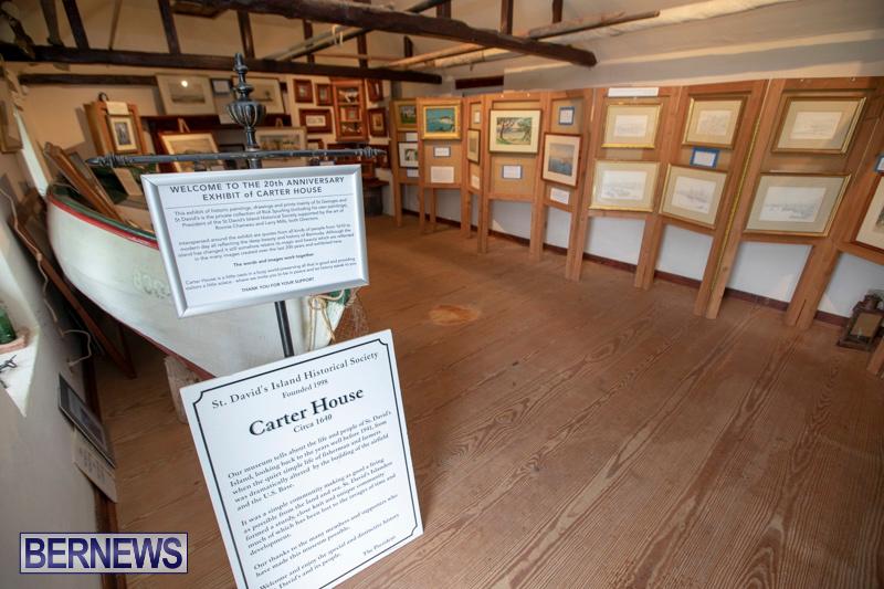 Carter House Art Exhibition Bermuda, September 18 2018-6376