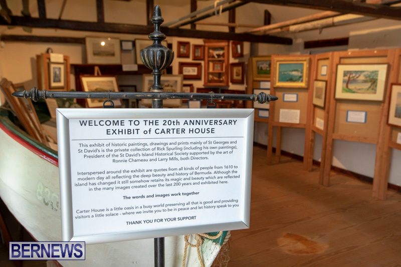 Carter House Art Exhibition Bermuda, September 18 2018-6377