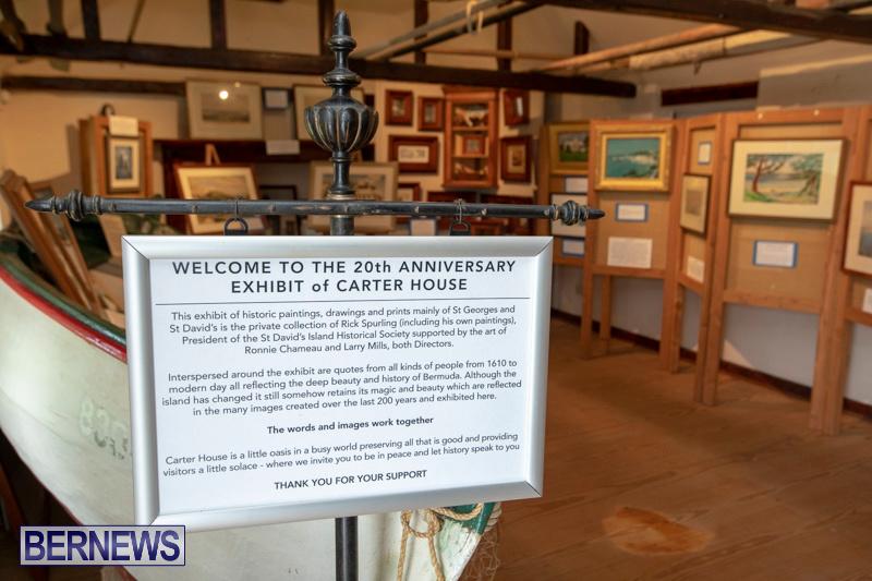 Carter House Art Exhibition Bermuda, September 18 2018-6377