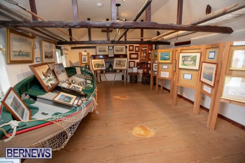 Carter House Art Exhibition Bermuda, September 18 2018-6378