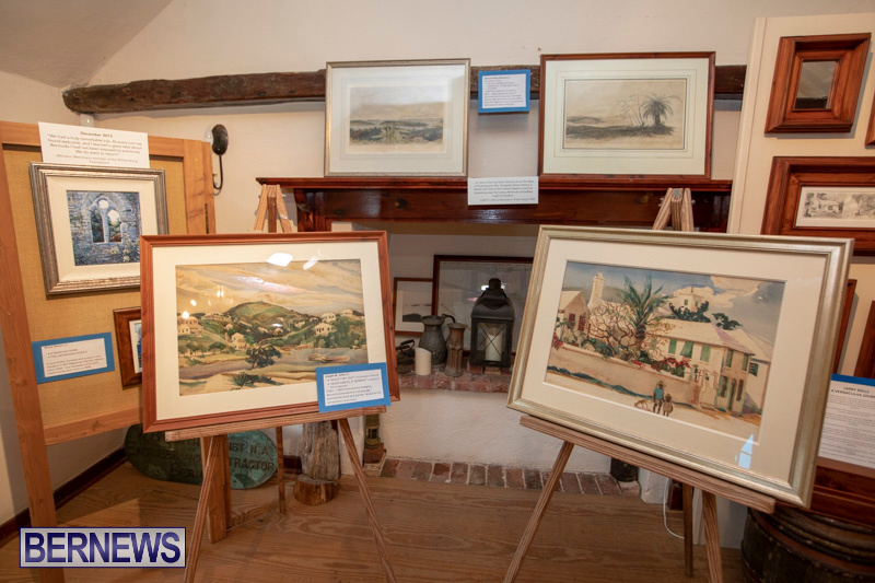 Carter House Art Exhibition Bermuda, September 18 2018-6383