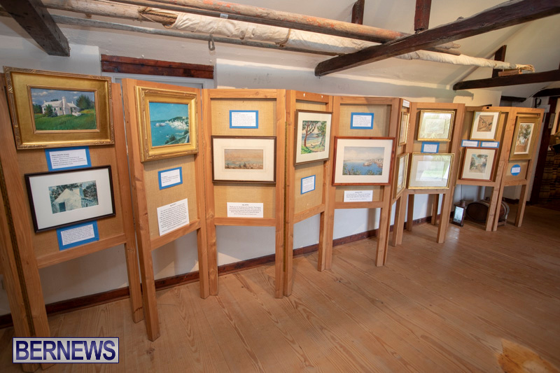 Carter House Art Exhibition Bermuda, September 18 2018-6387