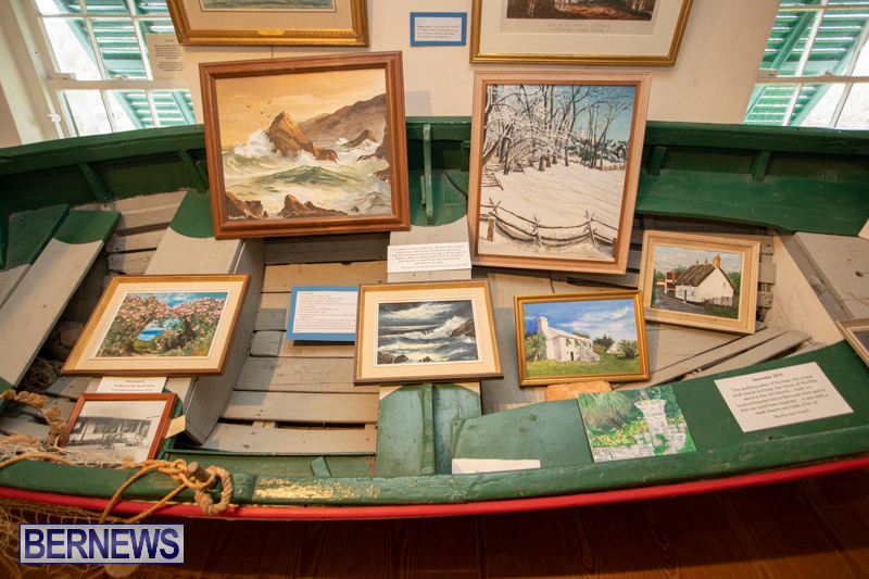 Carter House Art Exhibition Bermuda, September 18 2018-6390