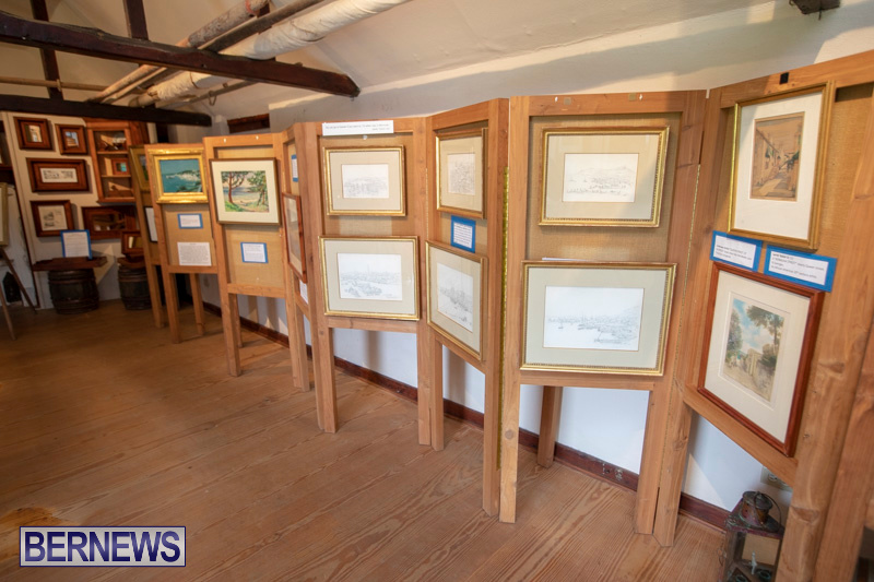 Carter House Art Exhibition Bermuda, September 18 2018-6394