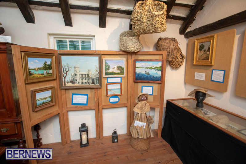 Carter House Art Exhibition Bermuda, September 18 2018-6400