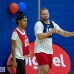 Celebrity Exhibition Netball Match Bermuda, September 29 2018-0006