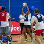 Celebrity Exhibition Netball Match Bermuda, September 29 2018-0161
