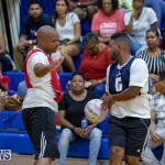 Celebrity Exhibition Netball Match Bermuda, September 29 2018-0201