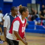 Celebrity Exhibition Netball Match Bermuda, September 29 2018-0289