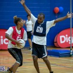 Celebrity Exhibition Netball Match Bermuda, September 29 2018-0298