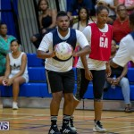 Celebrity Exhibition Netball Match Bermuda, September 29 2018-0359