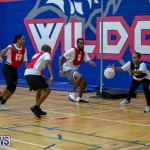 Celebrity Exhibition Netball Match Bermuda, September 29 2018-0553