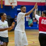 Celebrity Exhibition Netball Match Bermuda, September 29 2018-0658
