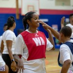 Celebrity Exhibition Netball Match Bermuda, September 29 2018-0660