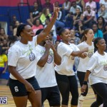 Celebrity Exhibition Netball Match Bermuda, September 29 2018-9899