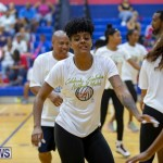 Celebrity Exhibition Netball Match Bermuda, September 29 2018-9912