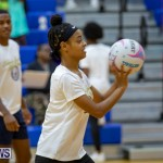 Celebrity Exhibition Netball Match Bermuda, September 29 2018-9925
