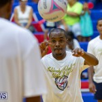 Celebrity Exhibition Netball Match Bermuda, September 29 2018-9931