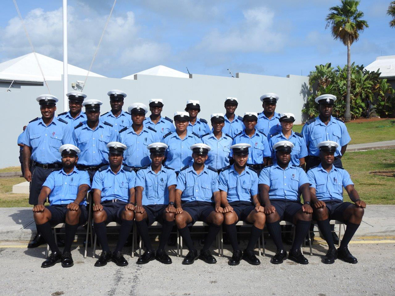 Corrections Officers Bermuda Sept 2018 (1)