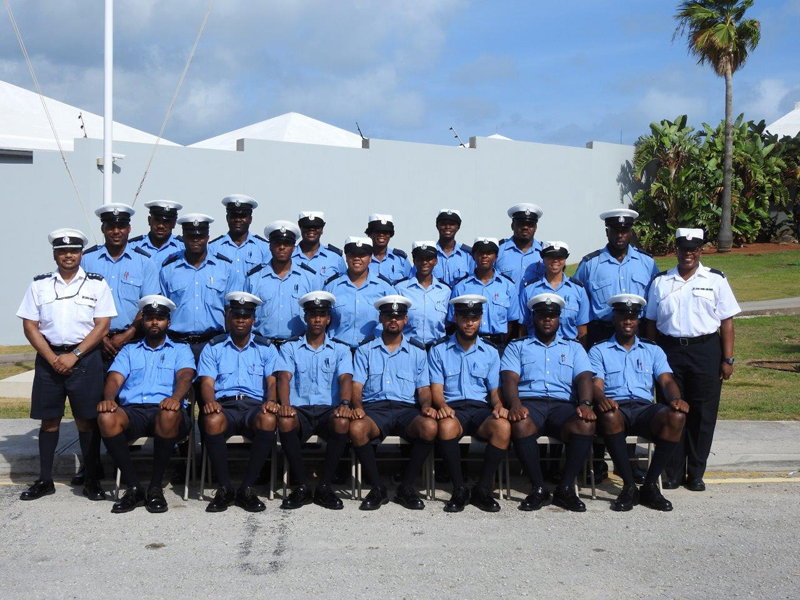 Corrections Officers Bermuda Sept 2018 (2)