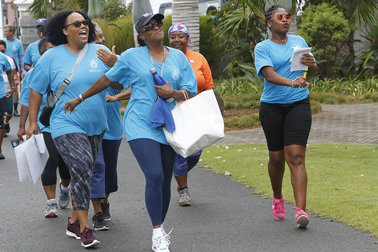 Dance Walk Bermuda September 18 2018 (1)