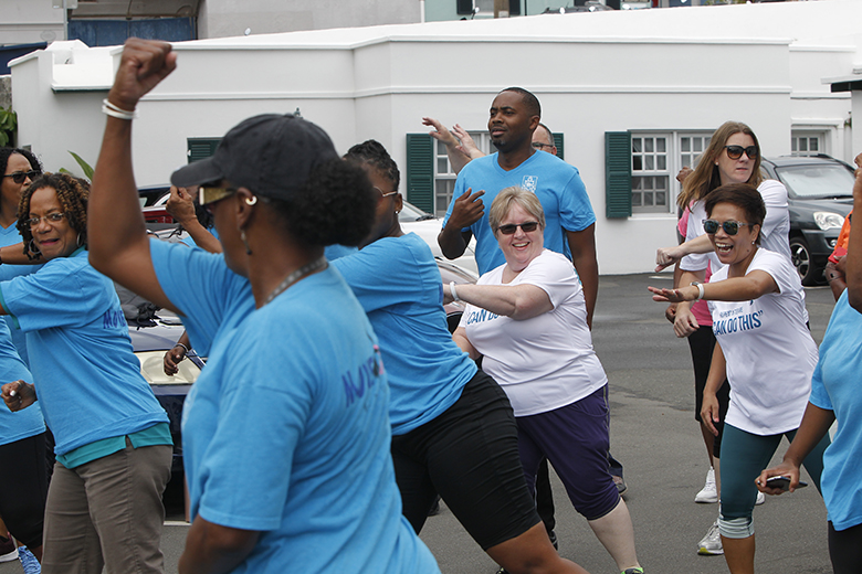 Dance Walk Bermuda September 18 2018 (2)