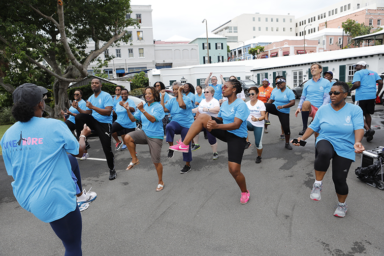 Dance Walk Bermuda September 18 2018 (4)