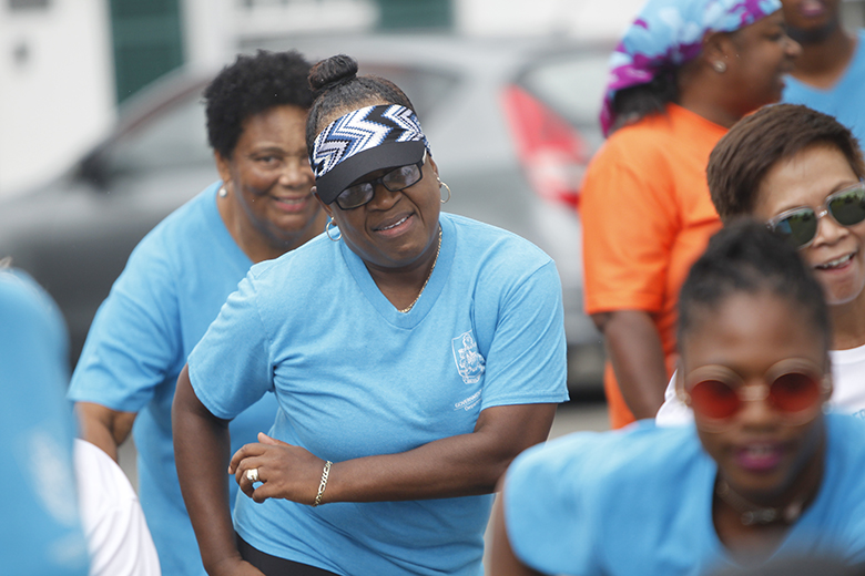 Dance Walk Bermuda September 18 2018 (8)