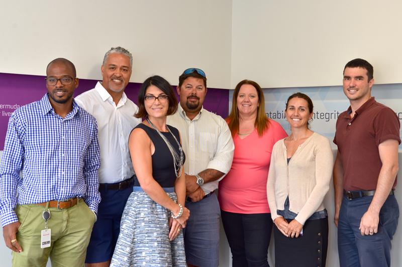ILM Certificate Recipients Bermuda September 2018
